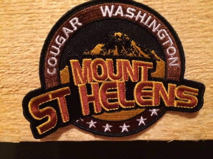 Mount Saint Helens Patch